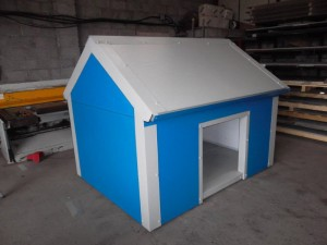Bespoke Dog Kennels